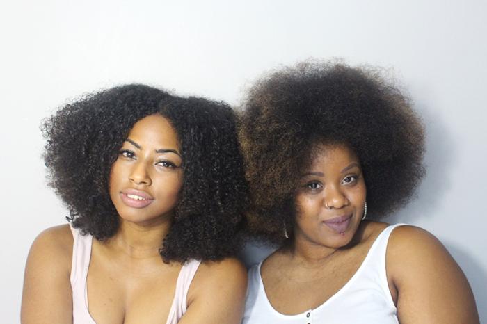 British Natural Hair Vloggers