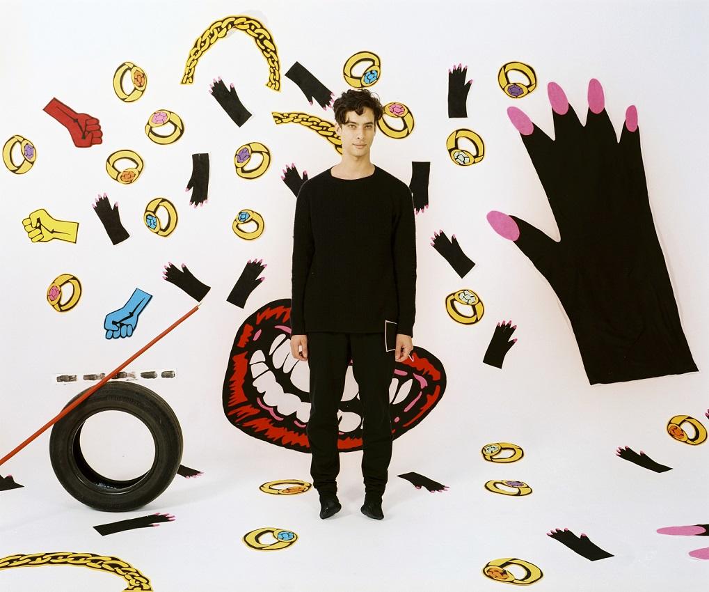 Interview with :   Jody Paulsen, creative director of menswear label Adriaan Kuiter