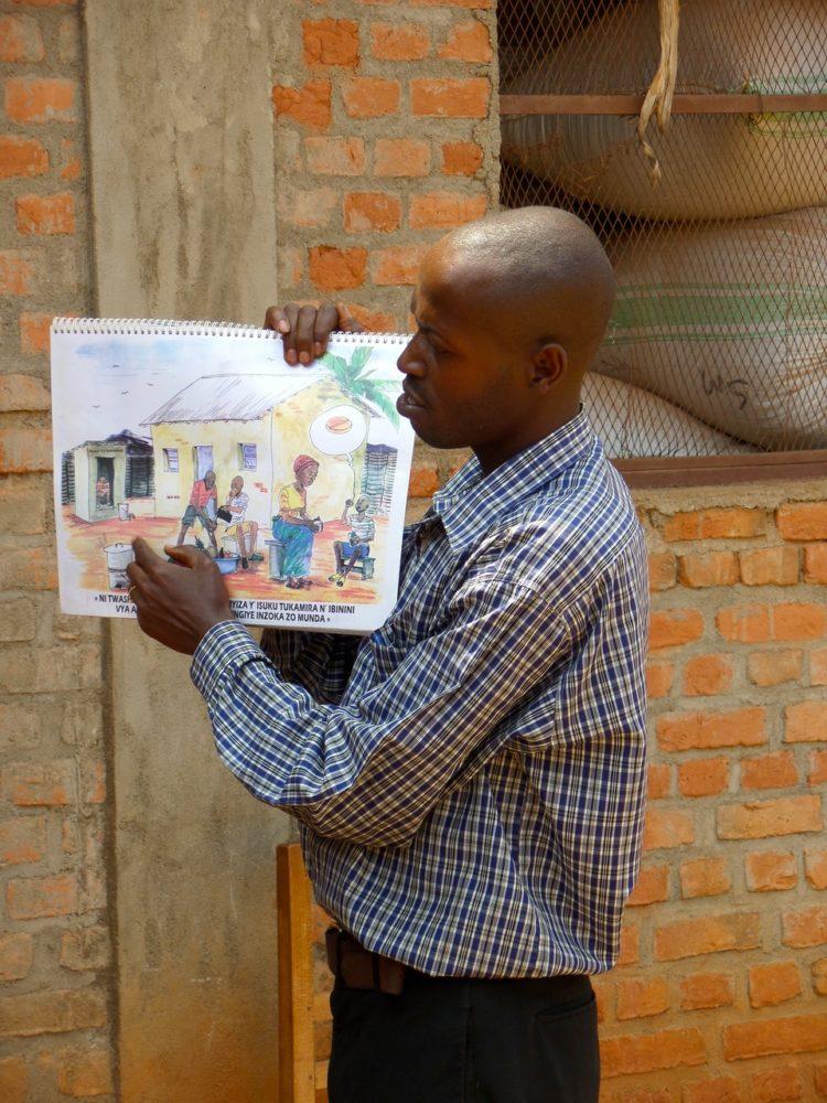 Burundi Rutana - Health Trainer