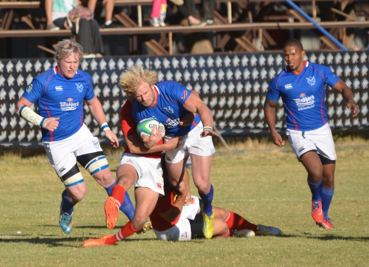 Namibia versus Russia, 18 July 2015