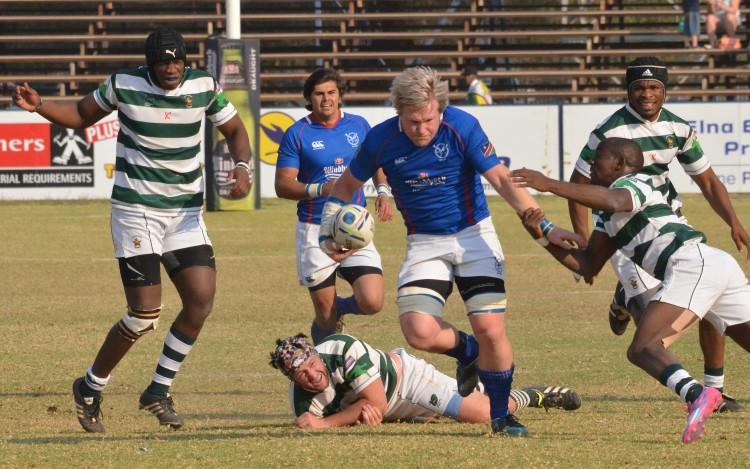Namibia versus Zimbabwe, 15 August 2015
