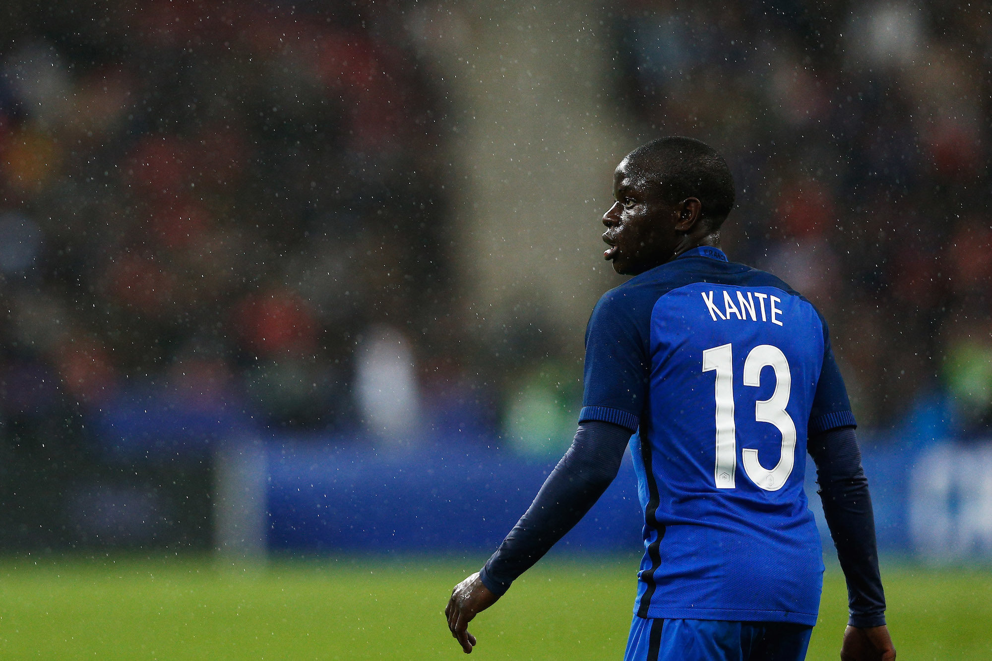 N'Golo Kanté Talks Leicester City And France In Euro 2016