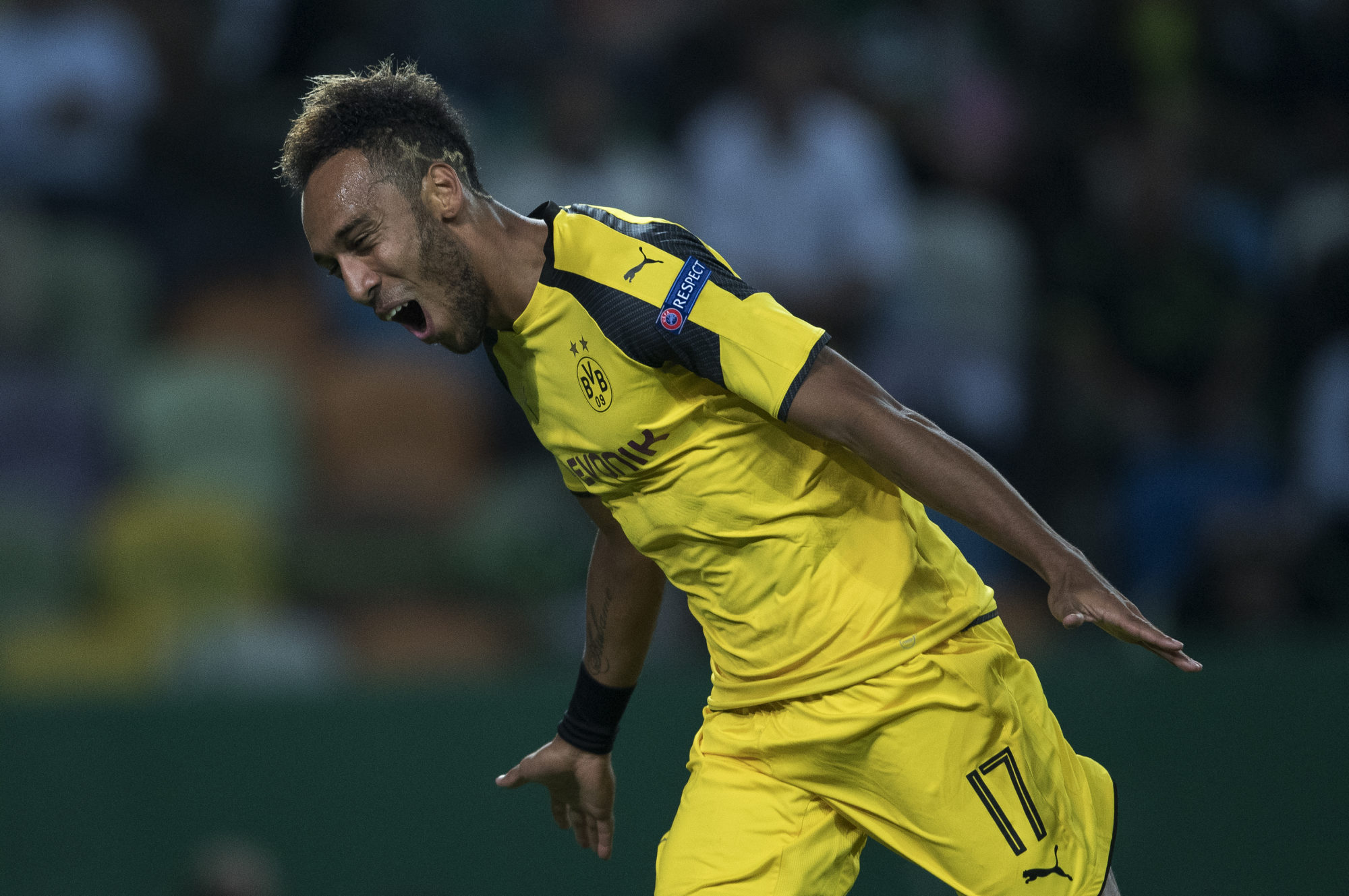 Pierre Emerick Aubameyang is Africa s deadliest striker