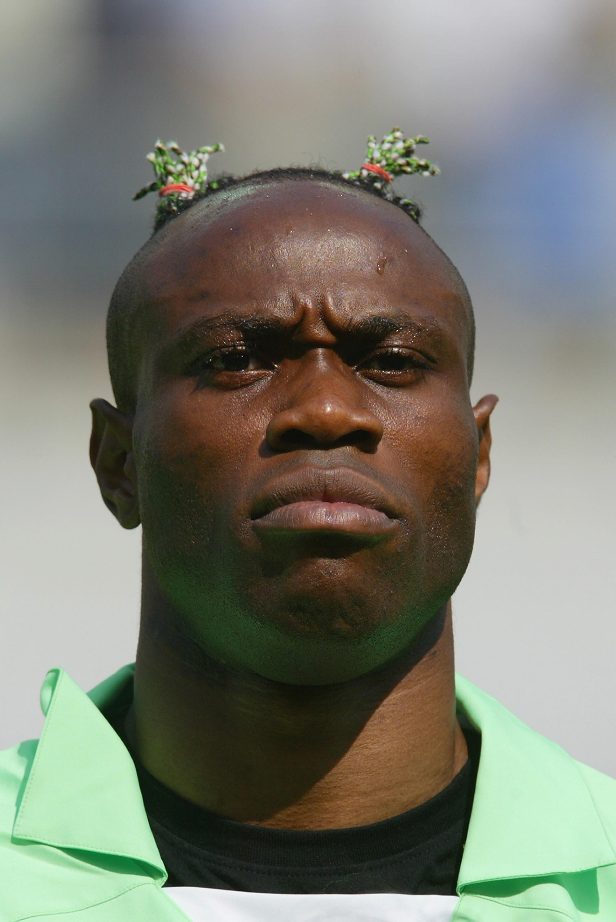 9 Crazy Footballer Hairstyles Thatll Make You Laugh True Africa