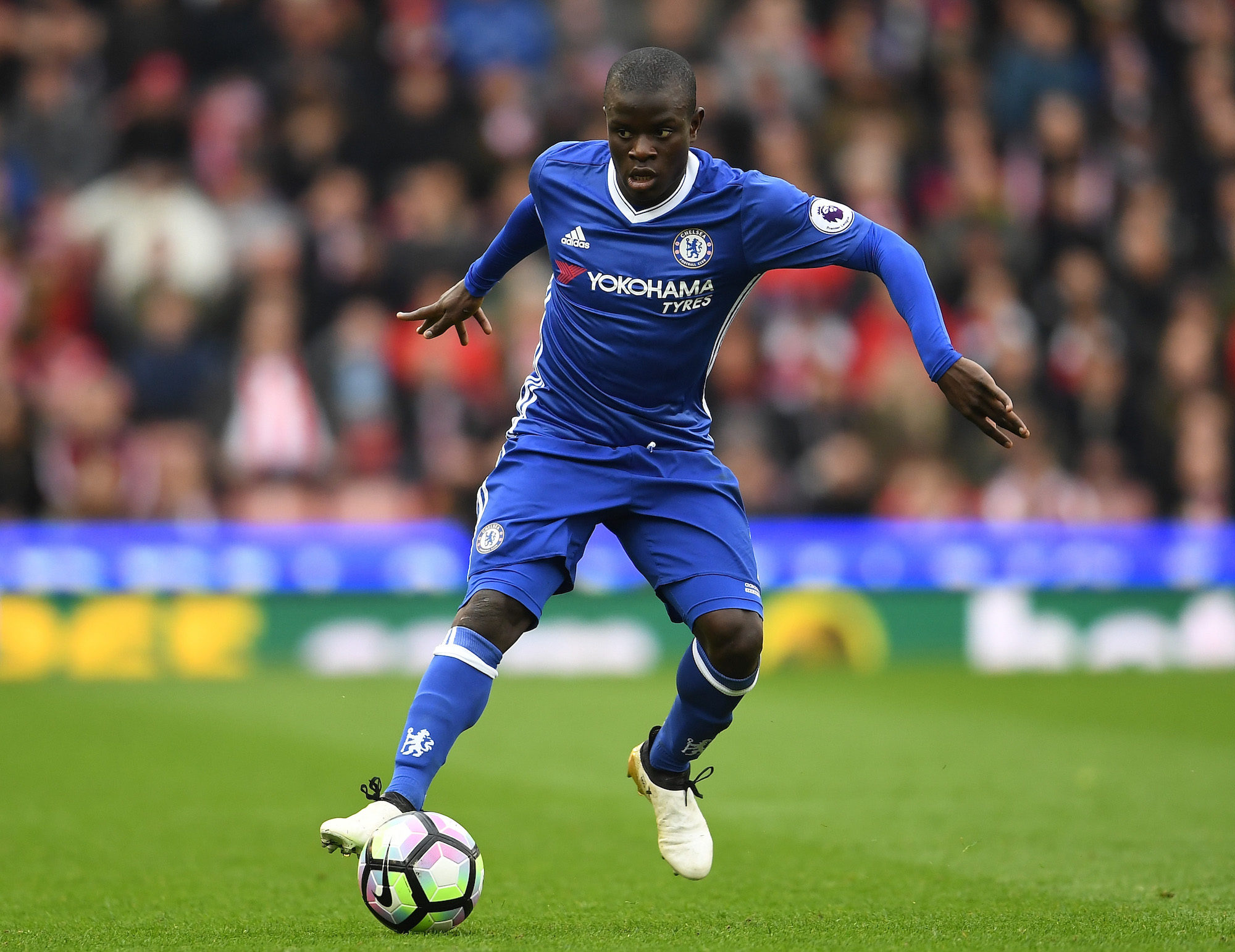 Chelsea s N Golo Kanté is PFA player of the year