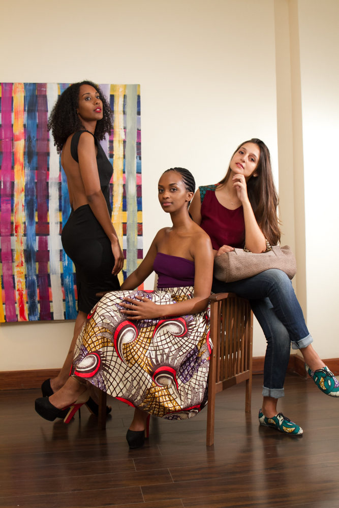 Haute Baso Uses Fashion As A Vehicle For Women Empowerment