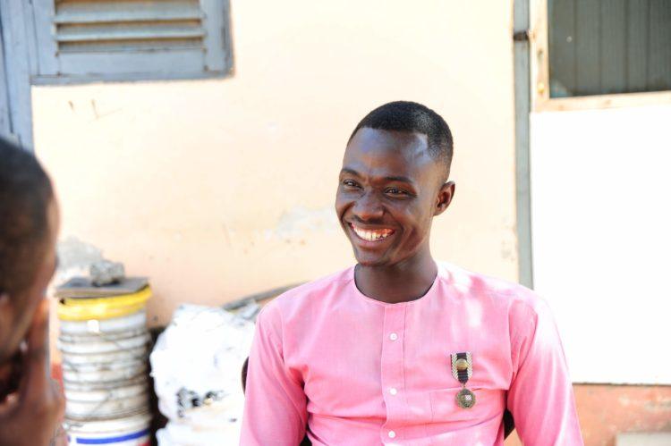 Joseph Oppong founder of OZÉ