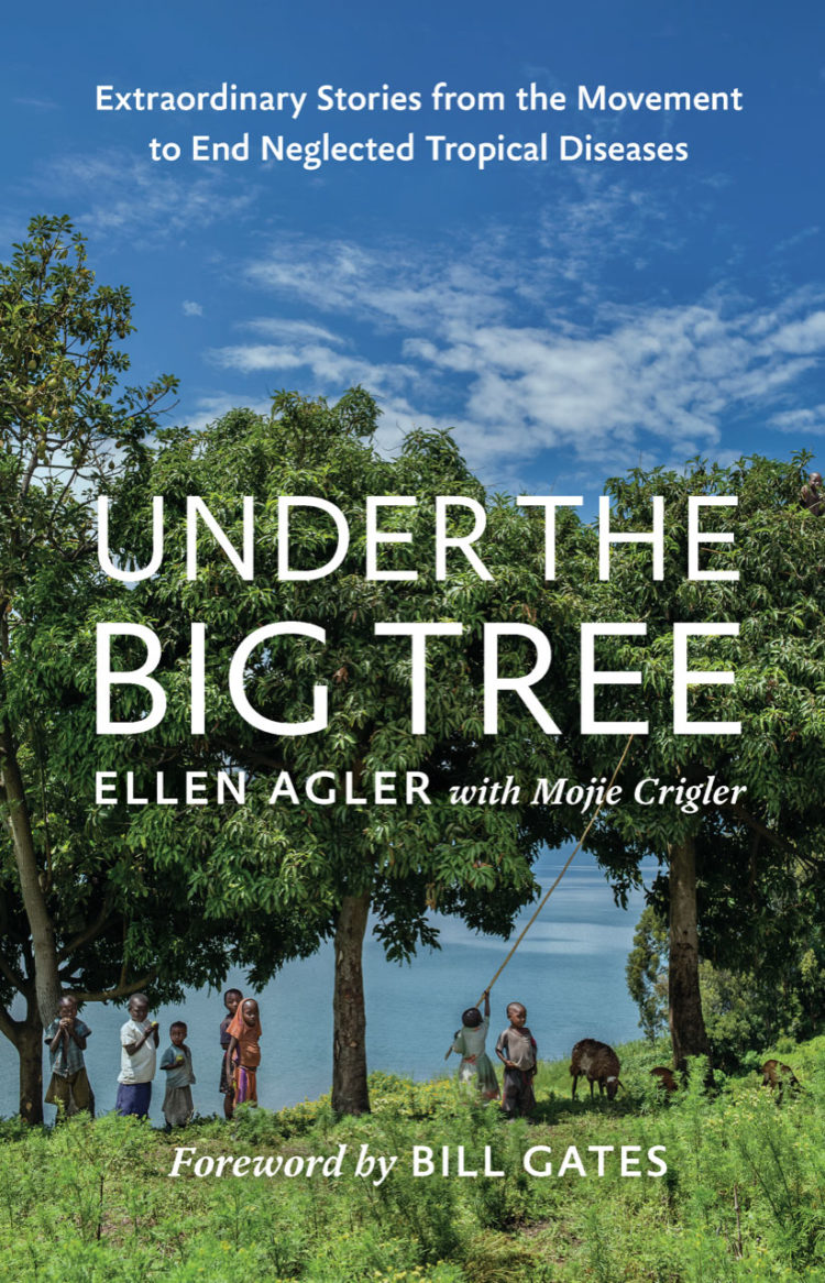 Under The Big Tree by Ellen Agler