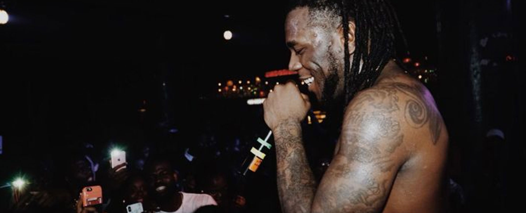 TRUE Africa | What that sold-out Burna Boy NYC concert was