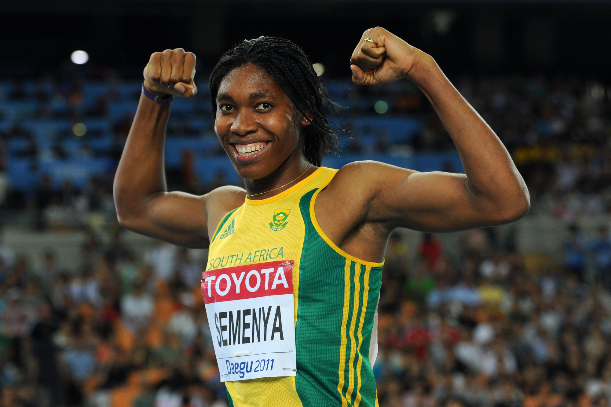 Why Caster Semenya is an icon for us young South Africans ...