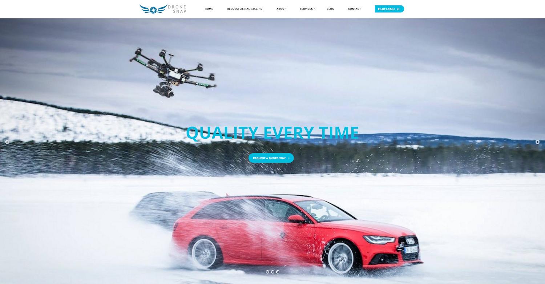 Promotion drone parrot ar, avis dronex pro