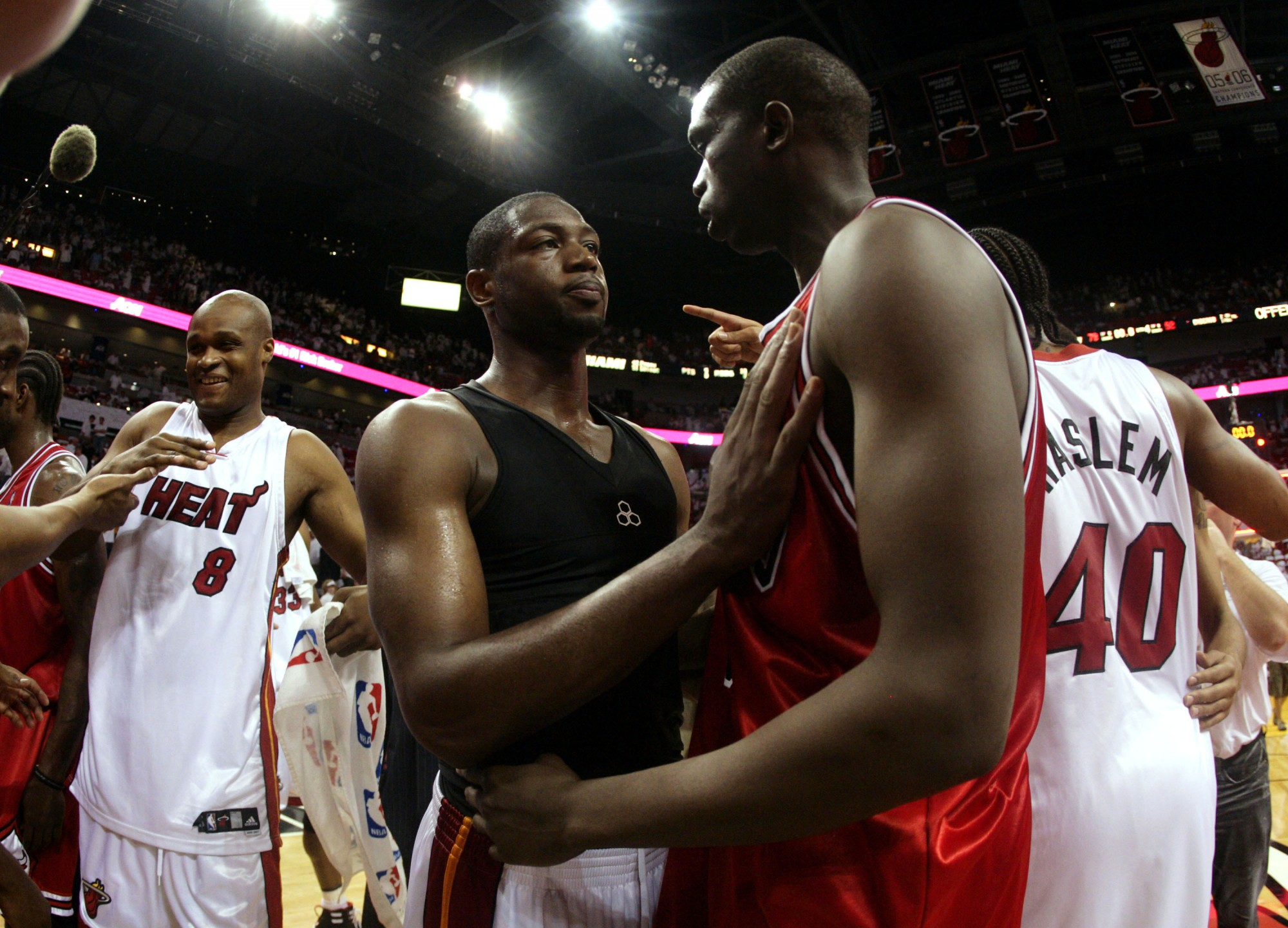 Luol Deng on the up ing NBA season with Miami Heat