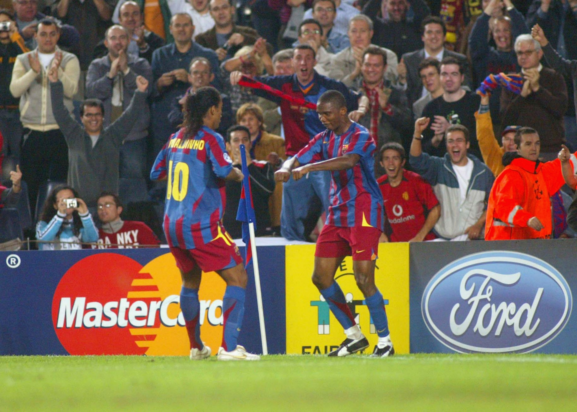8 of the greatest goals of the Champions League ever!   TRUE Africa
